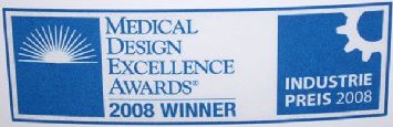 Medical design exellence awards - 2008 winner.jpg